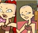 Heather's hairstyles