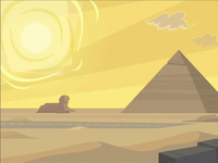 Location - Egypt, Giza