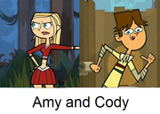 Amy and Cody