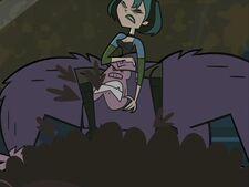Gwen & sasquatch