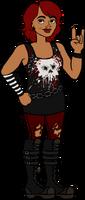Allison- Alternate Outfit