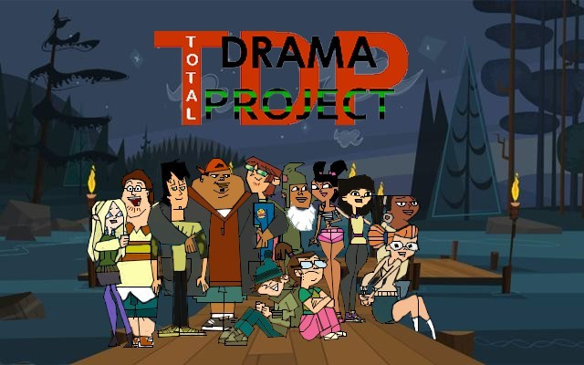 TOTAL DRAMA PROJECT 2.0