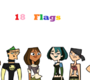 18 Flags