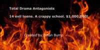 Total Drama Antagonists