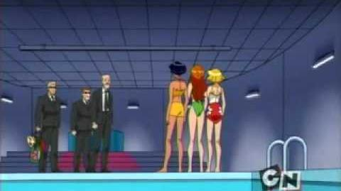 Totally Spies Season 1 Episode 3 - The Getaway Part 1