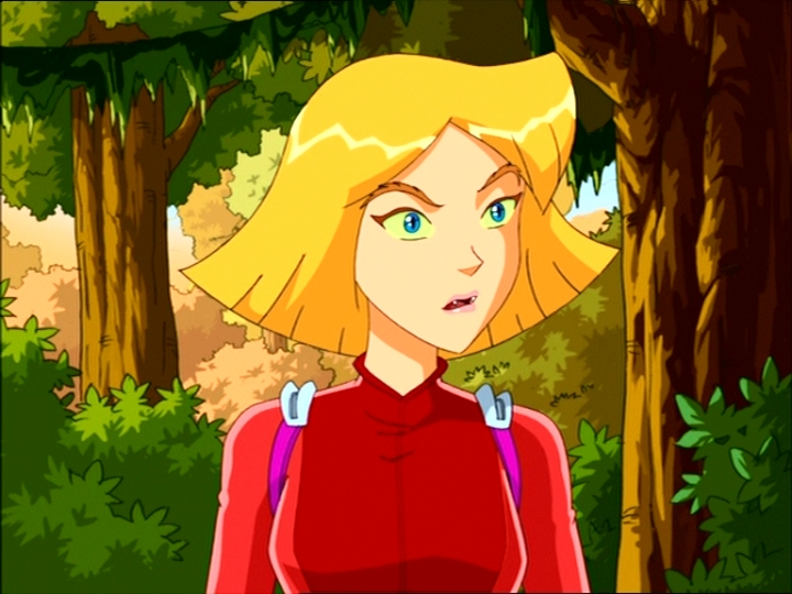 Image totally spies wiki fandom powered by wikia - Clover totally spies ...