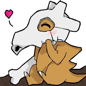 Cute cubone
