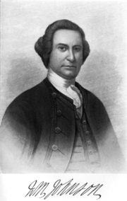 William Johnson, 1st Baronet