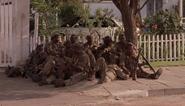 FAR troops