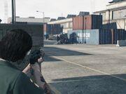 Signal Hill railyard shootout