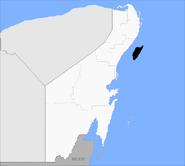 Cozumel location
