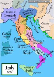 Italy 1000