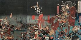 Siege of Ueda