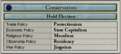 Chinese Conservatives