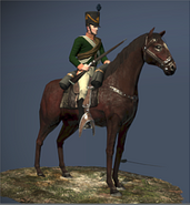 Chasseurs a Cheval NTW Peninsular