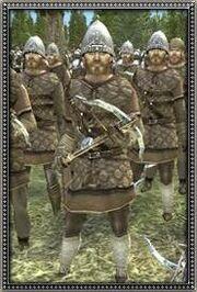 Mercenary Crossbowmen