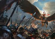 Total War Warhammer key art