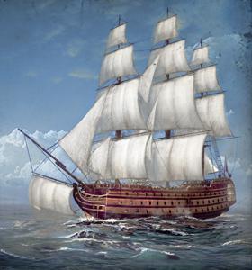 122-gun Ship-of-the-Line NTW