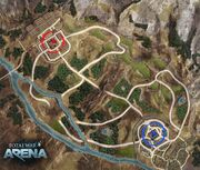 TW Arena Germania Map