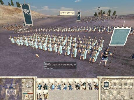 TotalWarNumidianRomans 01