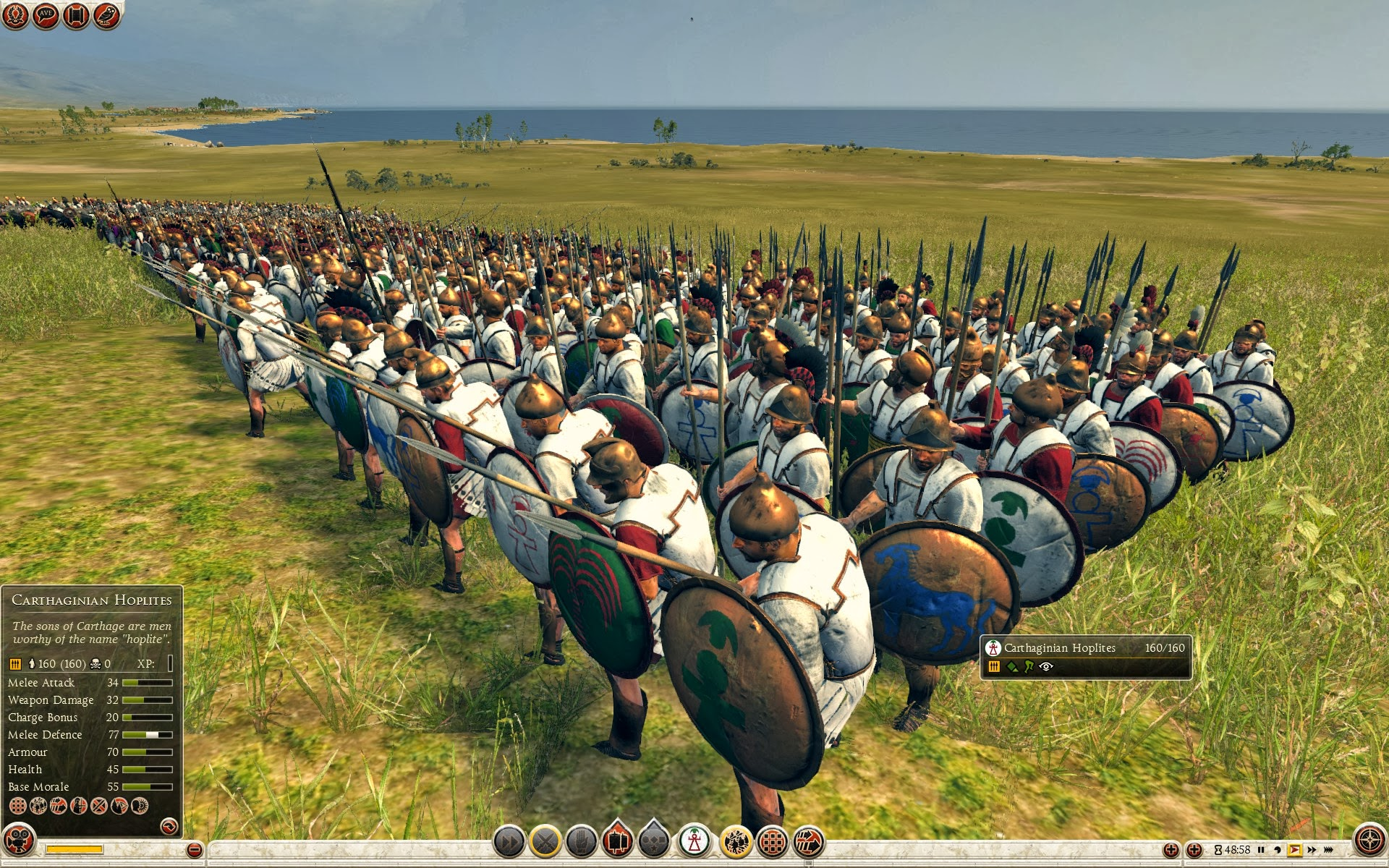 Carthaginian Hoplites   Total War Wiki   FANDOM powered by ...