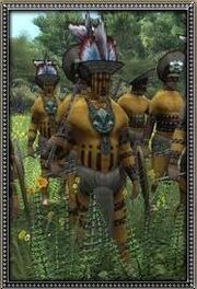 Tarascan Priests of Quetzalcoatl