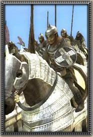 Mongol Khan's Guard