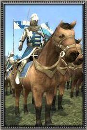 French Merchant Cavalry Militia
