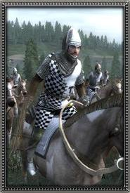Teutonic Mounted Crossbowmen