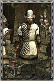 Sicilian Pavise Crossbow Militia