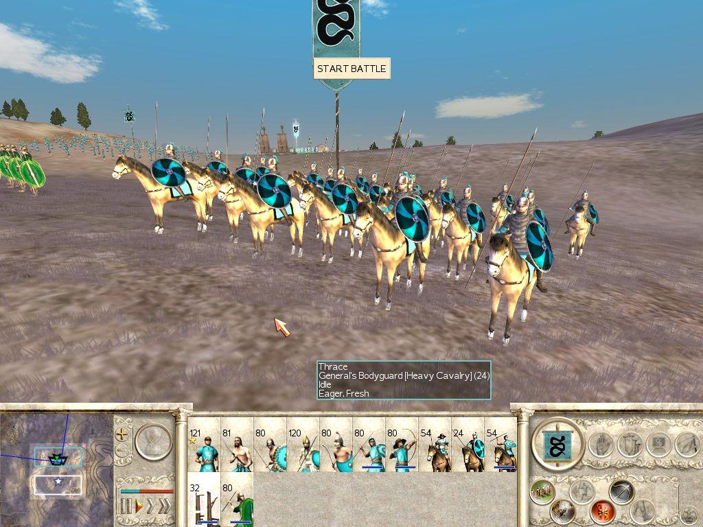 General's Bodyguards (Thrace)   Total War Wiki   FANDOM ...