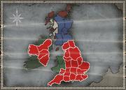 England Territory Map Brittania