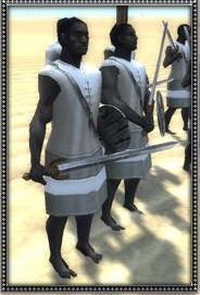 Sudanese Tribesmen