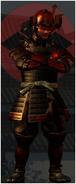 Takeda Shingen Faction Selection