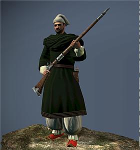 Peasant Levy NTW