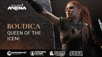 Total War Arena - E3's Boudica Teaser Reveal