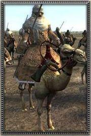 Moorish Tuareg Camel Spearmen