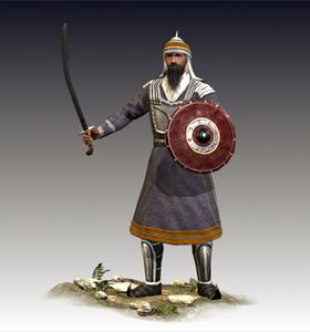 Sikh Warriors