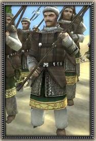 Halberd Militia (Turks)