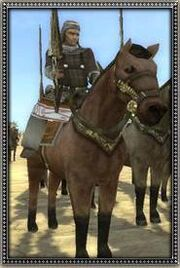 Moorish Granadine Lancers