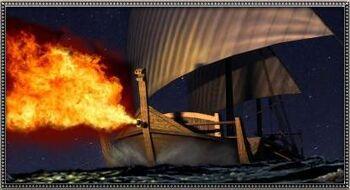 Fire Ship