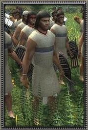 Tlaxcalan Archers