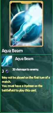 Aqua Beam