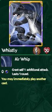 Whistly