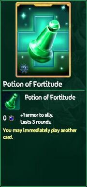 Potion of Fortitude