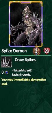 Spike demon