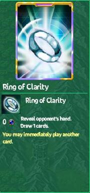 Ring of Clarity