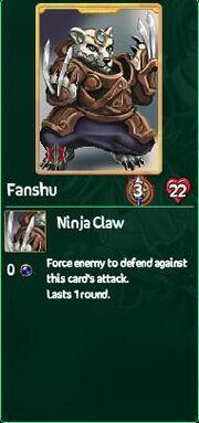 Fanshu