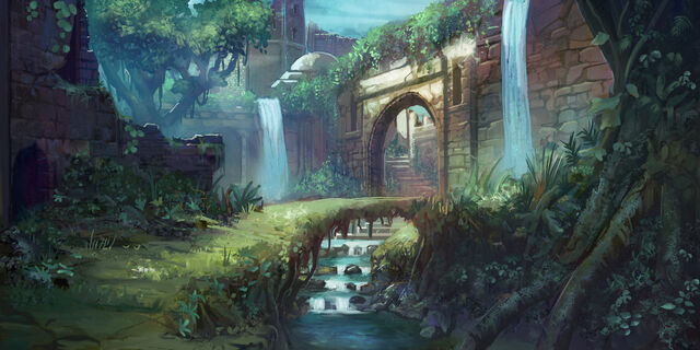 File:Forest temple concept by gamefan84-d465gqr.jpg
