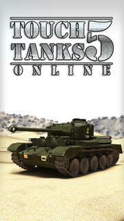 Touch Tanks 5 Online home page